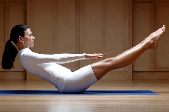Surprising Origin of the Pilates 'Center'