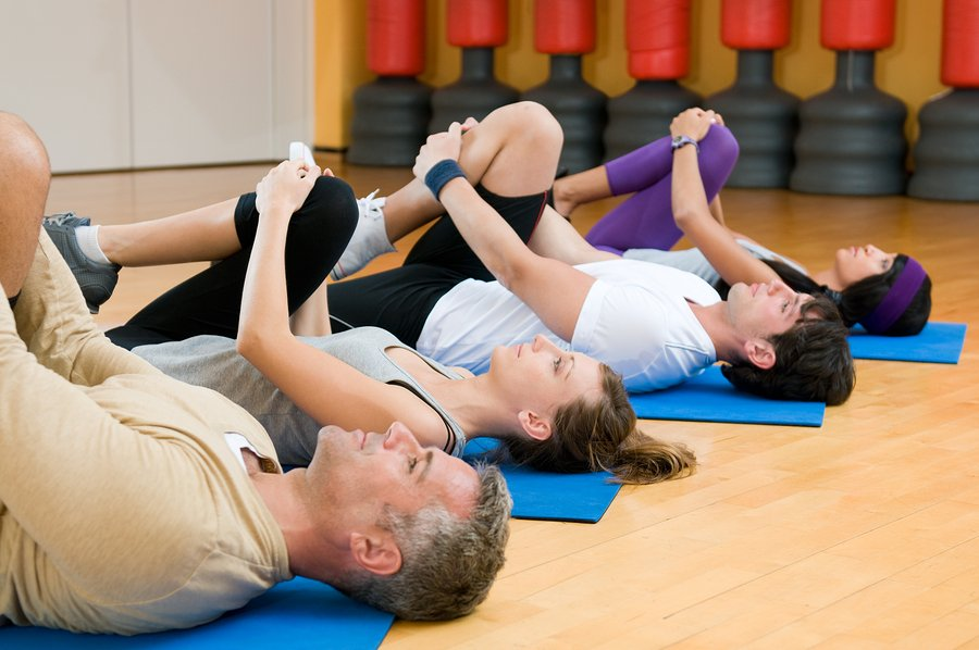 Health risks in using exercise mats