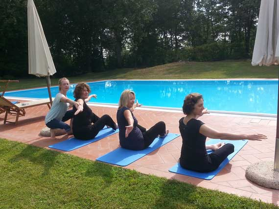 Flavours Tour with Pilates classes