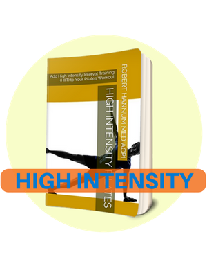 High Intensity Pilates Book