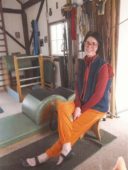 Mary Bowen Senior Pilates Elder