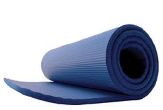 Phthalate free exercise mats