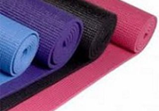 Phthalate free Pilates mats