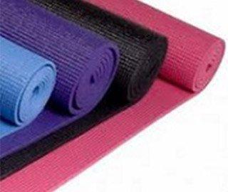 Phthalate free Pilates mats