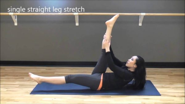 Wonderful Pilates Exercises for Beginners