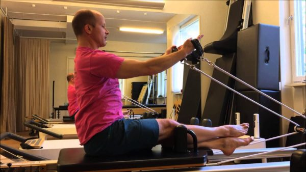 (Video) Advanced Back Rowing On the Reformer