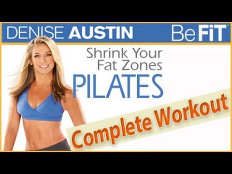 (Video) Complete Pilates Mat Workout