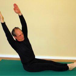 Pilates Mat exercise - Around the World